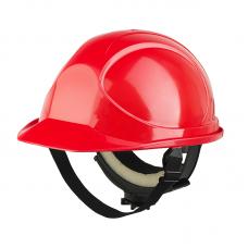 Каска защитная Байкал люкс красная (п)