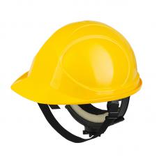 Каска защитная Байкал люкс желтая (п)