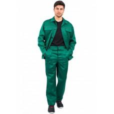 Костюм Эксперт-1 брюки, зеленый
