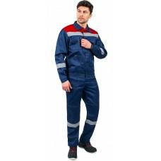 Костюм Легион-1 СОП брюки, т.синий/красный