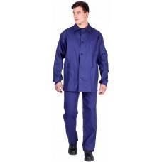 Костюм Рабочий усиленный брюки, т.синий