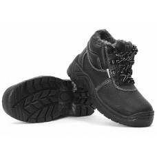 Ботинки (иск.мех) Стандарт ПУ ЗападБалтОбувь (арт.3208М)