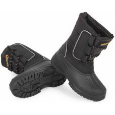 Ботинки мужские на шнуровке ТЭП ЭлитСпецОбувь,черный