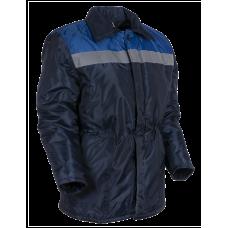 Куртка зимняя Стандарт т.синий/васильковый