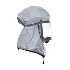 Универсальный капюшон СА-10 химически устойчивый (серый Тайкем)