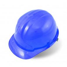 Каска защитная, синяя