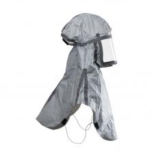 Удлиненный капюшон СА-2 химически стойкий (серый Тайкем)