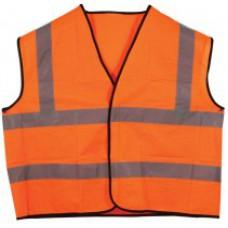 Жилет сигнальный оранжевый, размер XL