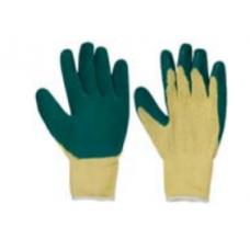 Перчатки Х/Б с двойным латексным покрытием