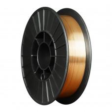 Проволока сварочная медная CUSI3 д.0.8 мм, 5 кг