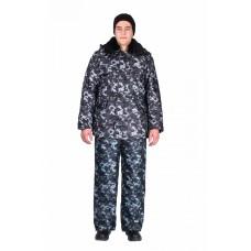 Куртка зимняя Охранник КМФ, город
