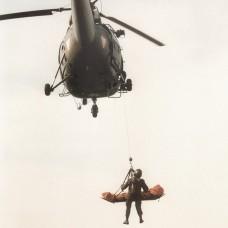 Многофункциональные спасательные носилки МСНС-В Самоспас для вертолета