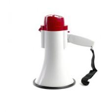MG-206RUL (white/red) ручной мегафон 15Вт
