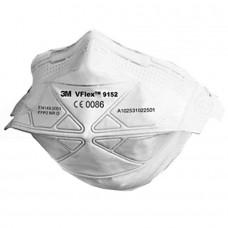 Полумаска фильтрующая 3М VFlex 9152 FFP2 (упаковка 25 шт.)