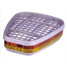 Фильтр 3М 6075 A1+Form  формальдегидов и органических паров  комплект 2 шт.