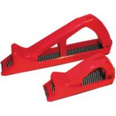 Рашпиль обдирочный средний 140 мм (пластик.корпус)