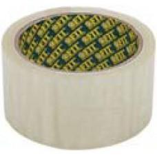 Скотч упаковочный прозрачный 48 мм х 20 м