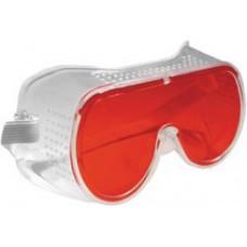 Очки защитные красные