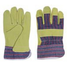 """Перчатки  спилковые рабочие Докер, 10,5"""""""