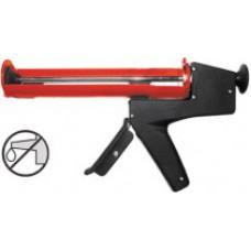 """Пистолет для герметика 9"""" с противовесом, Профи"""