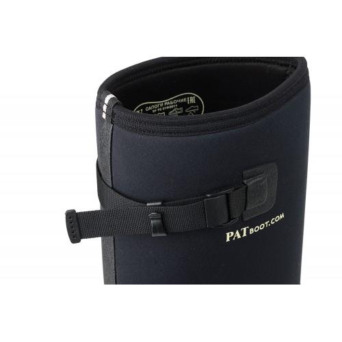 """Сапоги неопреновые """"БУРОВИК"""" модель PBH 317 c дышащей подкладкой Magic Air Mesh Thinsulate 400gr."""