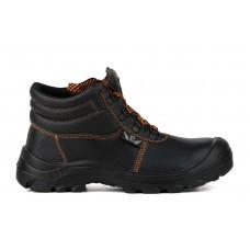 Ботинки рабочие со стальным защитным подноском МУН 200 Дж., ЭЛИТ 0.12 SB, стандарт защиты EN ISO 20345 - SB на подошве из полиуретана МБС, КЩС