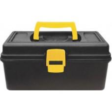 """Ящик для инструмента 13"""" (31,5 х 15 х 18 см) (черно-желтый)"""