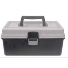 """Ящик для инструмента 13"""" (31,5 x 15 x 18 см)(черно-серый)"""