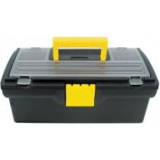 """Ящик для инструмента пластиковый 13"""" 13"""" (33х17,5 х12,5см)"""