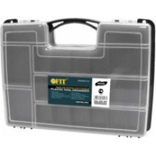Ящик для крепежа (органайзер) 2-хсторонний (29.5 х 22 х 7.6 см)
