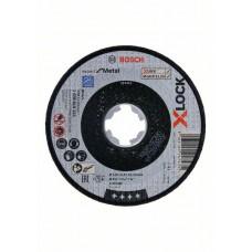 Диск отрезной Expert for Metal X-LOCK (115x2.5x22.23 мм; прямой) Bosch 2608619253