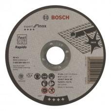 Диск отрезной по металлу (125x22.2 мм) Bosch 2608603166