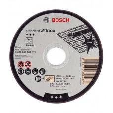Диск отрезной по нержавеющей стали (115x22.2 мм) Bosch 2608603169
