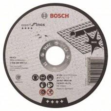 Диск отрезной по нержавеющей стали 125х22,2 мм Bosch 2608600094