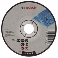 Круг отрезной по металлу Standard (115x2.5х22.2 мм) Bosch 2608603164