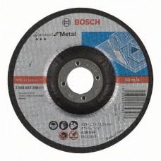 Круг отрезной по металлу Standard (125x2.5х22.2 мм) Bosch 2608603160