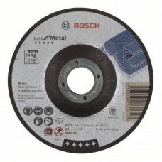 Круг отрезной по нержавеющей стали Standard (115x1.6х22.2 мм) Bosch 2608603170