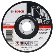 Круг отрезной Rapido Long Life для ручных УШМ (115х22 мм) Bosch 2608602220