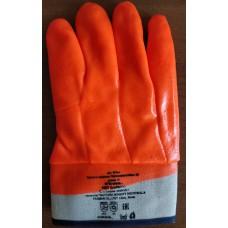 Перчатки нефтеморозостойкие Аляска (крага)