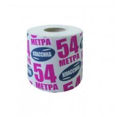 Бумага туалетная 54м (48 шт.)