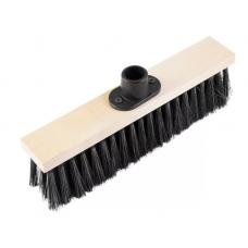 Щетка половая на деревянной колодке с держателем б/ч