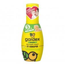 Gardex Baby Детский спрей от комаров для детей от 3-х мес, 75 мл