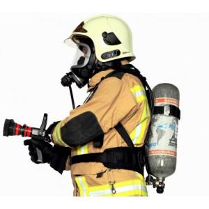 Средства индивидуальной защиты при пожаре