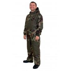 Костюм д/сезонный Сокол-2 (тк.Алова) брюки Вожак, КМФ piton green (104-2)