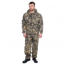 Костюм Стрелок (тк.Смесовая) брюки HUNTSMAN, КМФ камыш