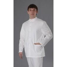 Куртка мужская Антистатика NOLLET, белый (КПС-Б.005)