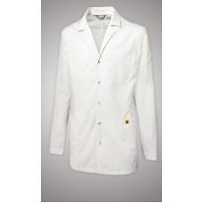 Куртка женская Антистатика NOLLET, белый (КПОК-Б.05)