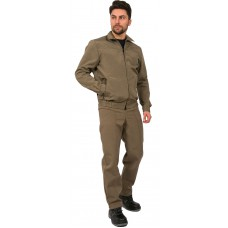Костюм для Охранника Гарант (тк.RibStop) брюки, хаки
