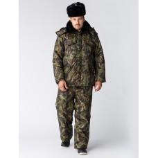 Куртка зимняя для Охранника КМФ, НАТО