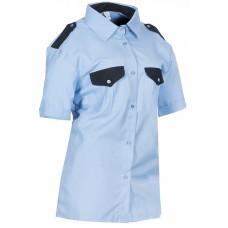 Рубашка с коротким рукавом женская